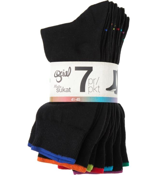Social Underwear 7-pack miesten sukat