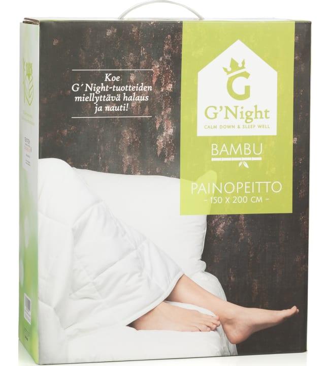 G'Night 150x200 cm bambu painopeitto