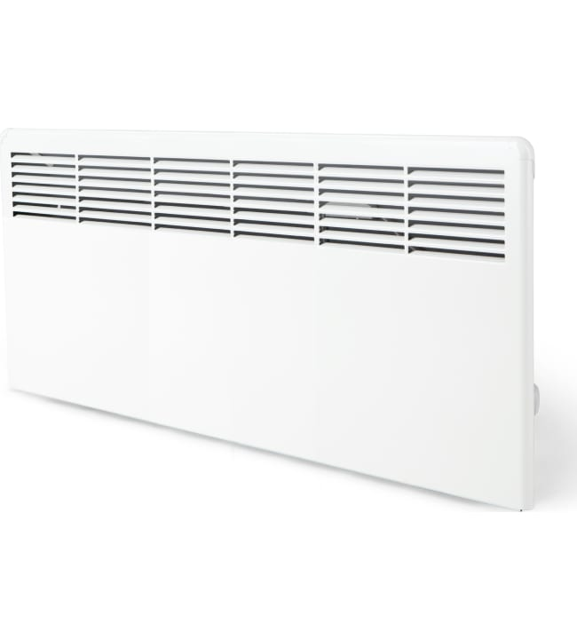 Ensto Beta10-BT-EP 1000W lämmitin pistotulpalla, seinäasennus