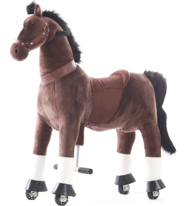 Ratsastettava lasten hevonen 3-6v