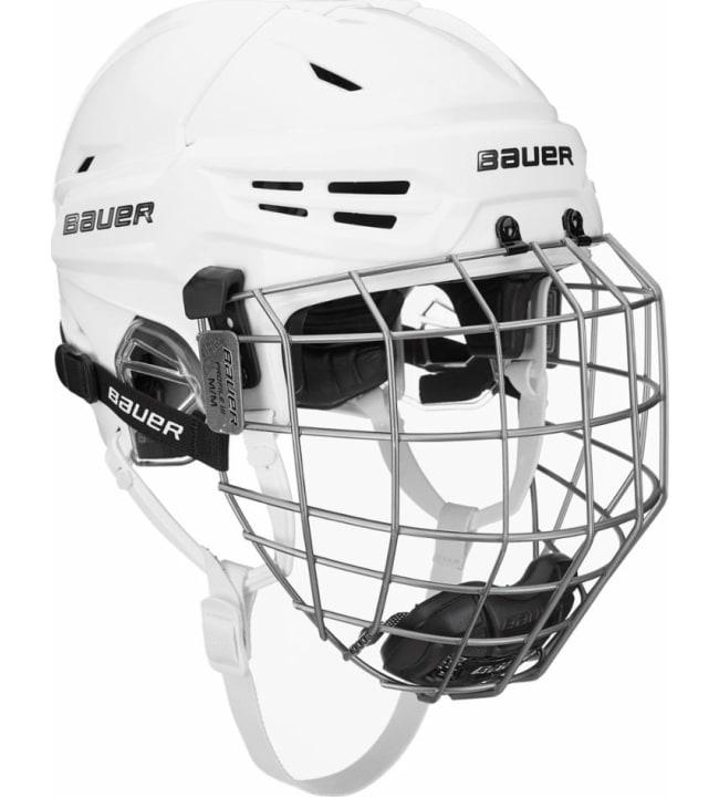 Bauer RE-AKT 95 jääkiekkokypärä ristikolla