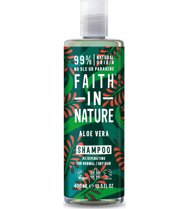 Faith in Nature Aloe Vera 400 ml shampoo