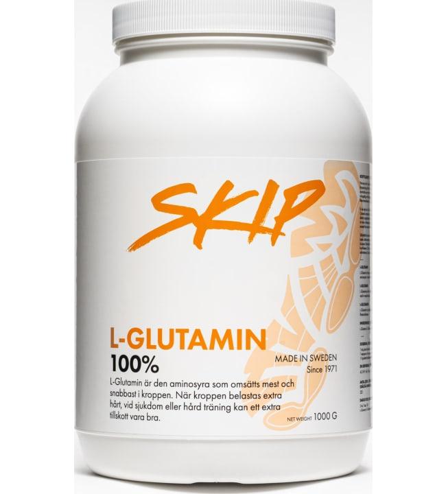 Skip 100% L-glutamiiini
