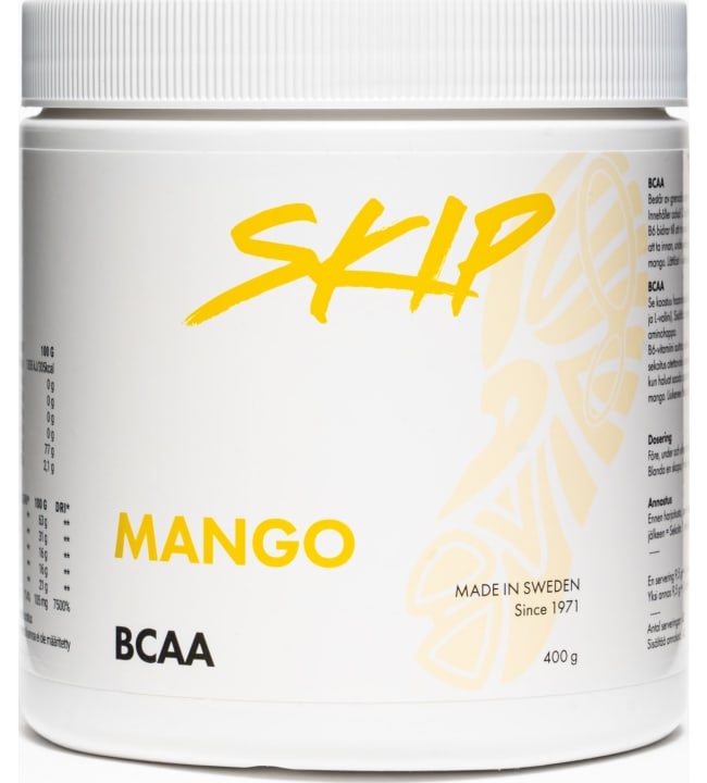 Skip BCAA Mango 400g juomajauhe
