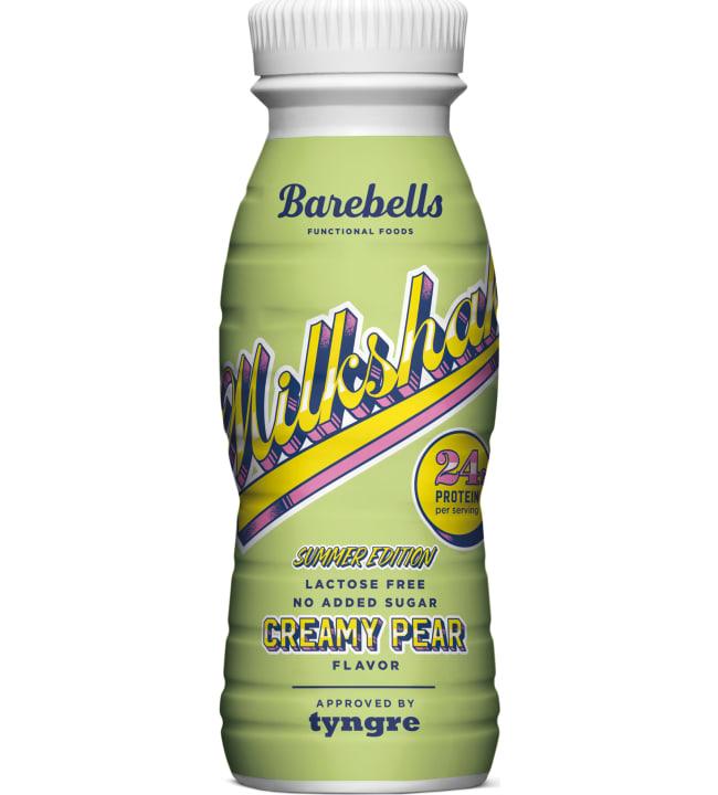 Barebells Päärynä 330 ml proteiinipirtelö