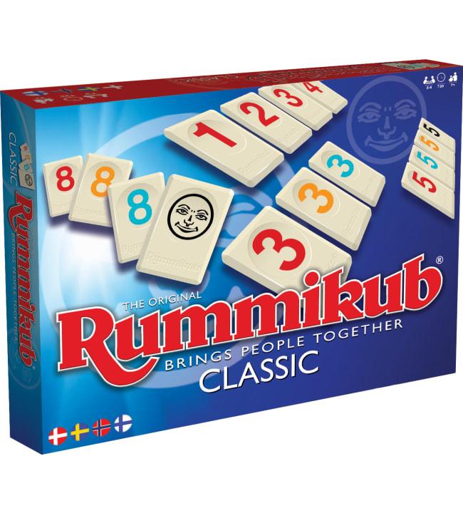 Rummikub Classic peli