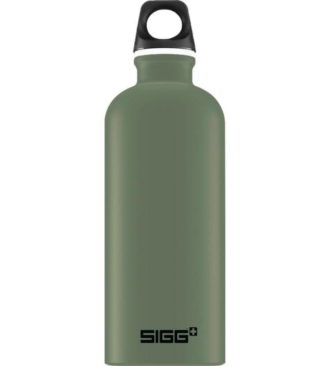 Sigg Traveller leaf green 1l juomapullo