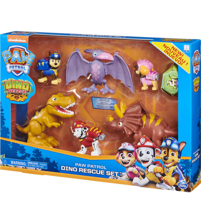 Ryhmä Hau Dino Themed Figure Pack