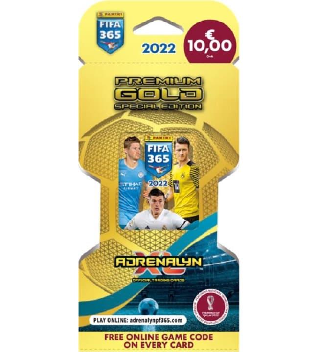 Panini FIFA 365 Adrenalyn XL Premium Gold -pakkaus
