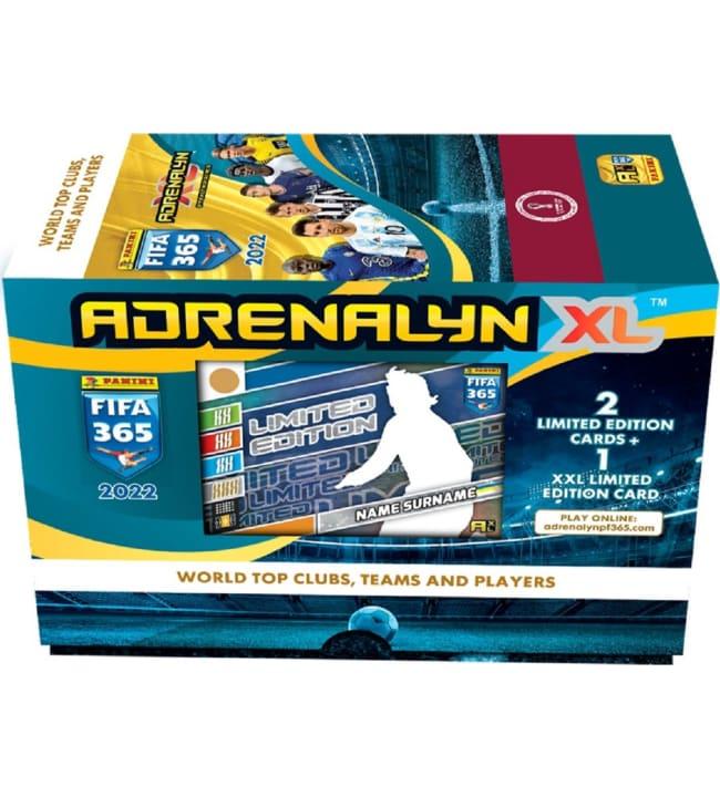 Panini FIFA 365 Adrenalyn XL -lahjalaatikko