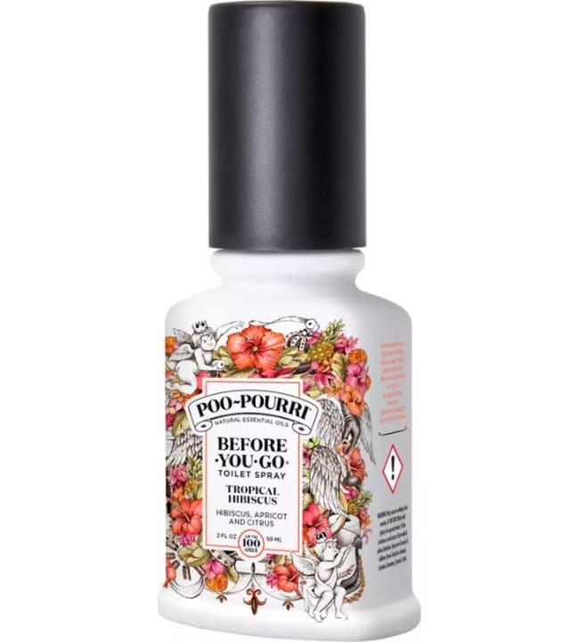 Poo Pourri Tropicial Hibiscus 59 ml WC-spray