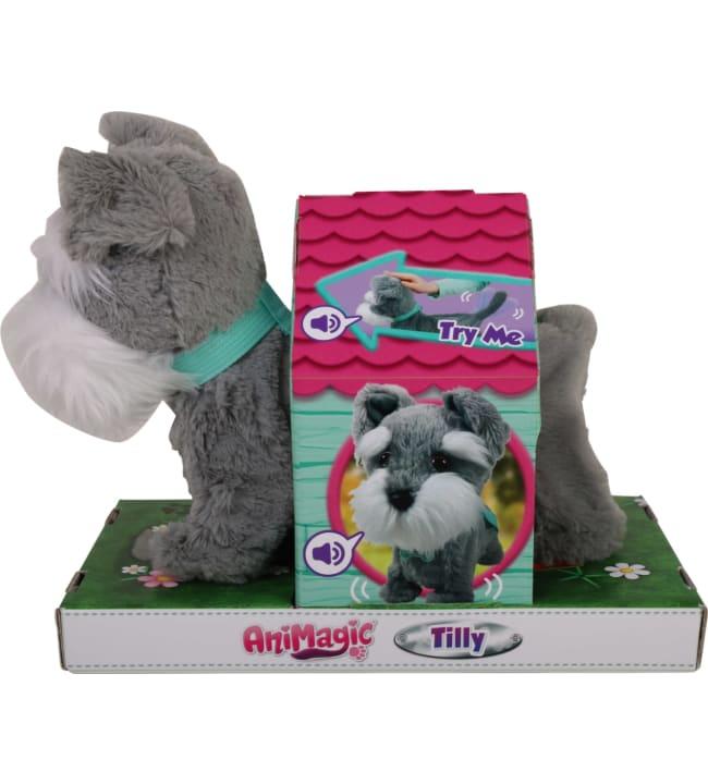 Animagic Tilly the Terrier interaktiivinen koiranpentu