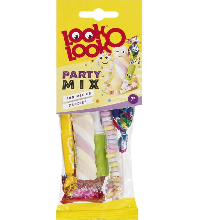 Look-O-Look Party mix 45 g makeissekoitus