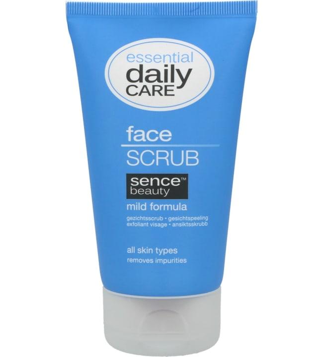 SenceBeauty Face Scrub 150 ml kasvokuorinta