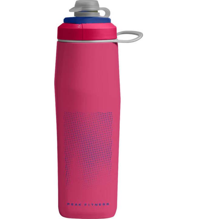 Peak fitness 0,7L pink/blue urheilupullo