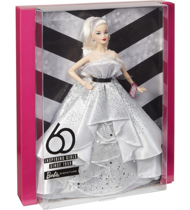Barbie FXD88 60th Anniversary keräilynukke