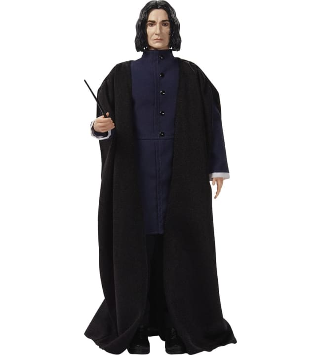 Harry Potter Severus Kalkaros nukke