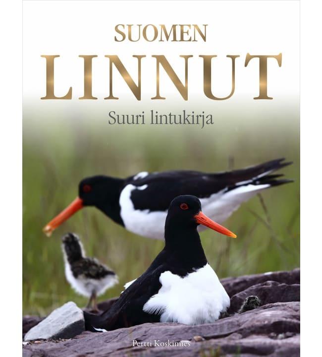 Pertti Koskimies: Suuri suomalainen lintukirja