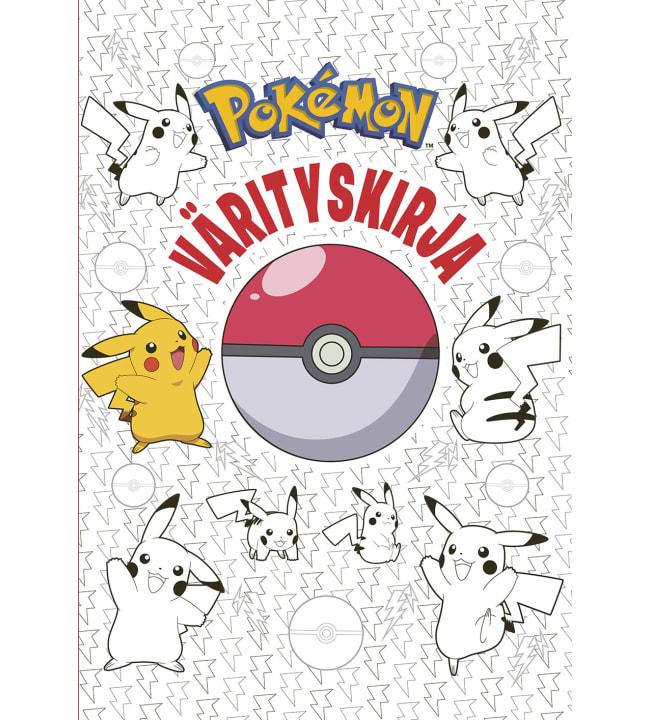 Pokémon värityskirja