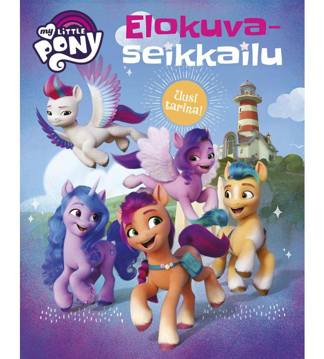 My Little Pony -elokuva satukirja