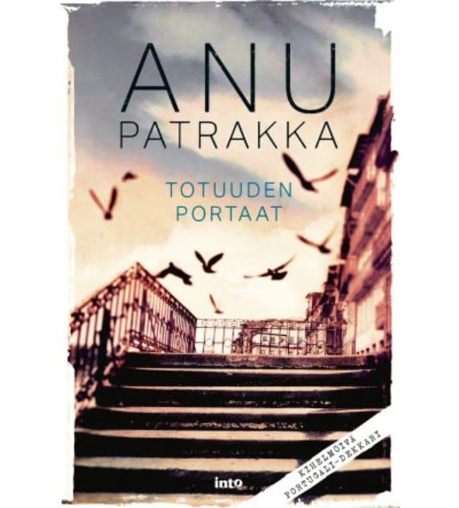 Anu Patrakka: Totuuden portaat pokkari