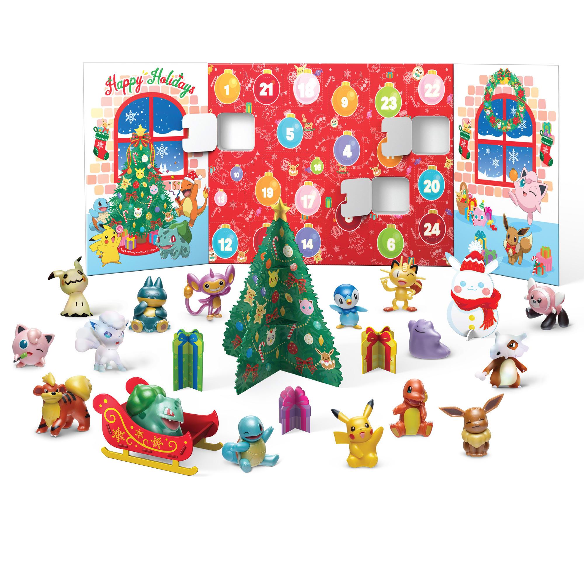 Pokemon Joulukalenteri