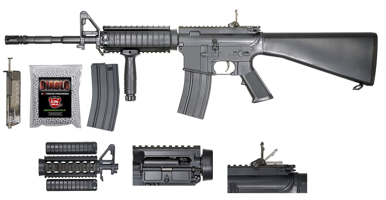 Airsoft Kivääri