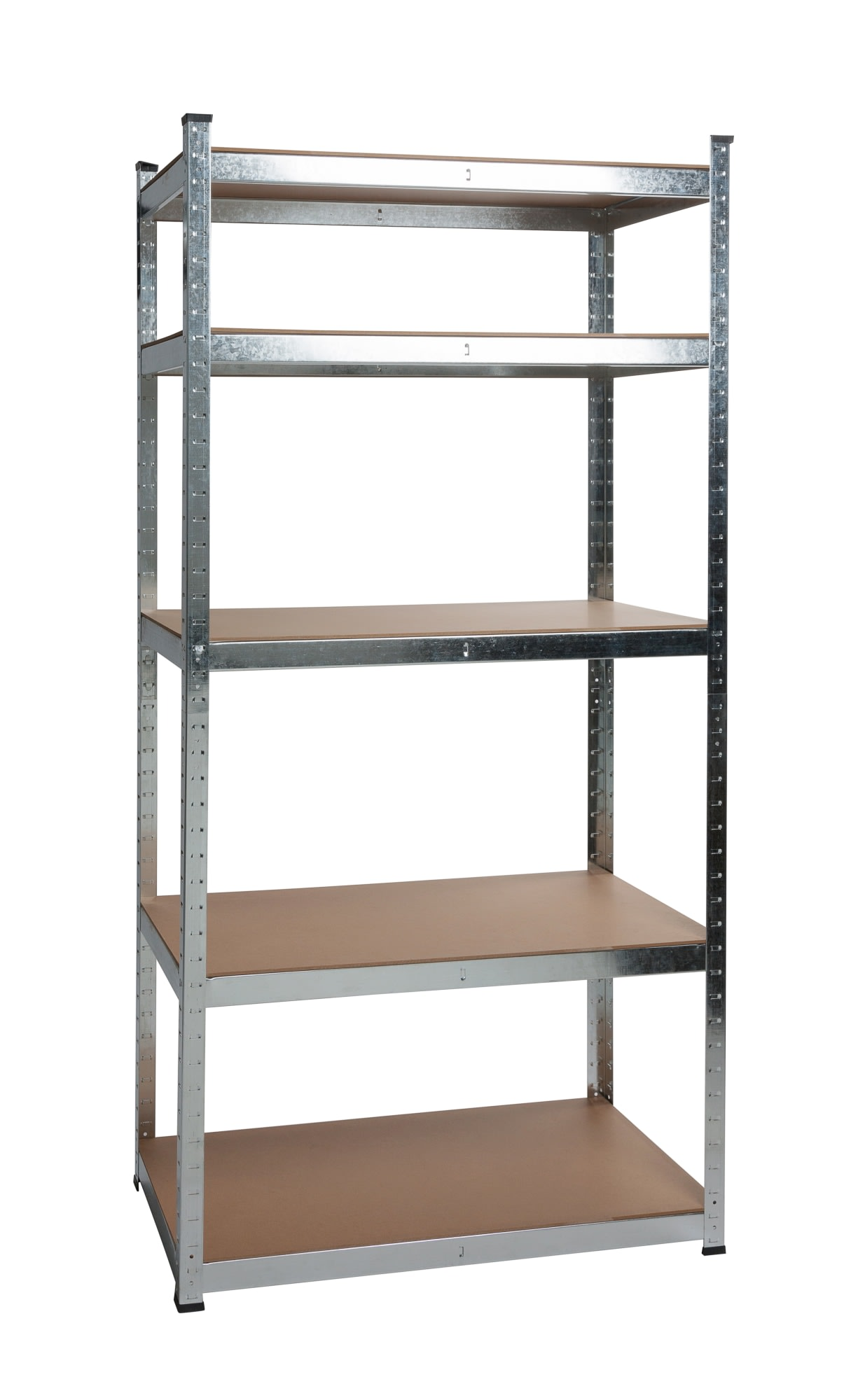 Varastohylly metallia, 5 tasoa175 kg | tokmanni.fi