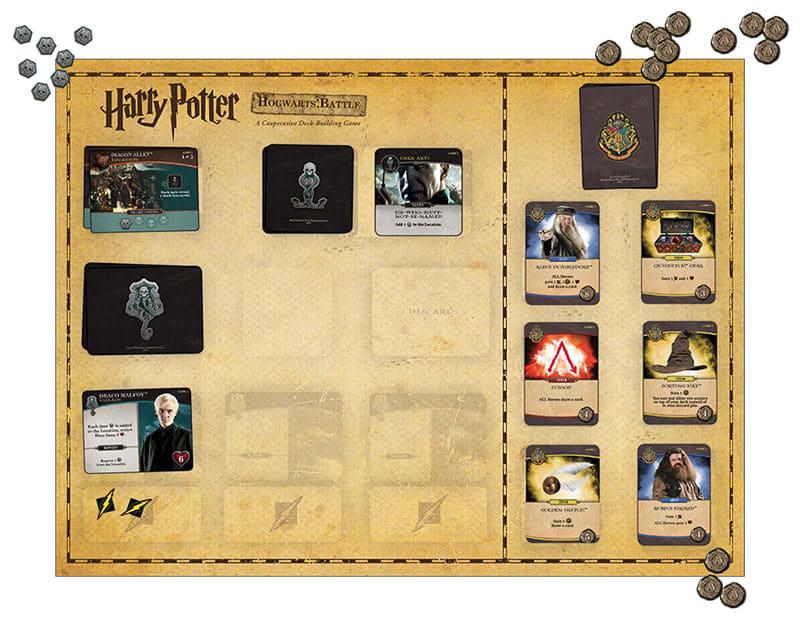 Harry Potter Lautapeli