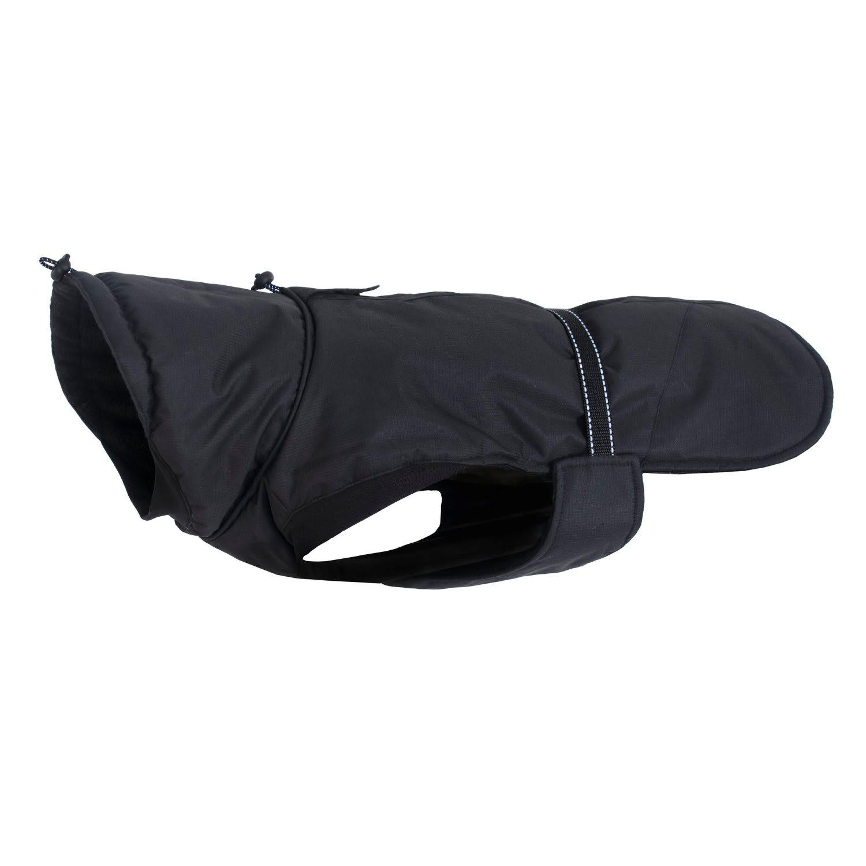 Sotkeeko takki ison koiran lämmönsäätelyn ja pärjääkö paksuturkkinen koira talvella autossa? Lue asiantuntijoiden vinkit lemmikin talviulkoiluun