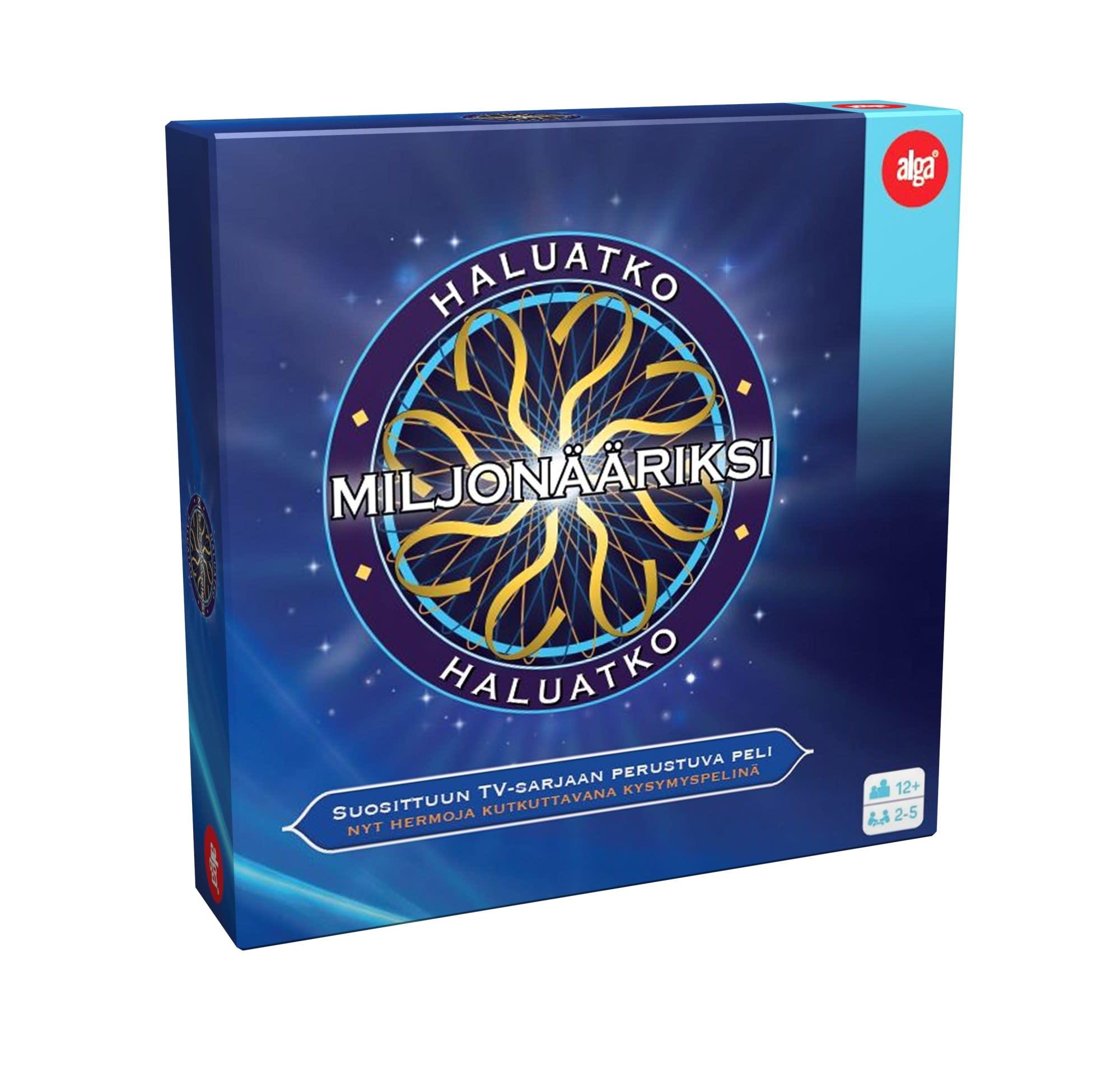 Haluatko Miljonääriksi Peli