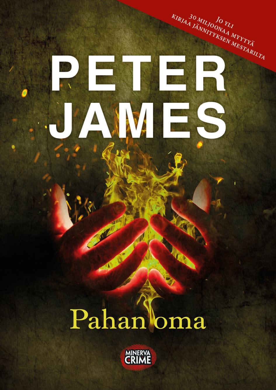 Peter James: Pahan oma   Karkkainen.com verkkokauppa